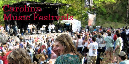 Carolina Music Festivals